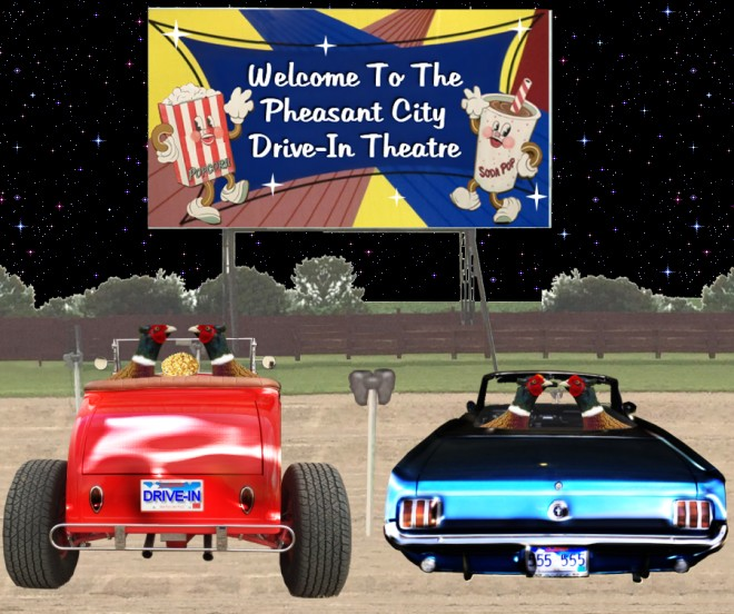 pheasant city drivein